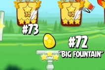 Angry Birds Seasons Marie Hamtoinette Golden Eggs Walkthroughs