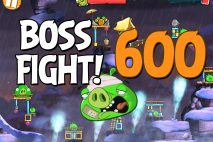 Angry Birds 2 Boss Fight Level 600 Walkthrough – Cobalt Plateaus The Hamalayas