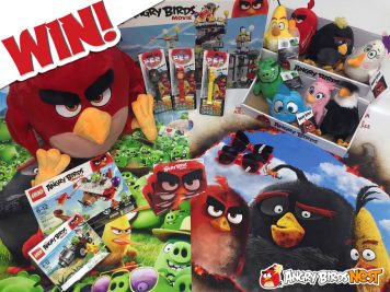 AngryBirdsNest Angry Birds Movie Prize Package