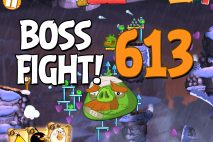 Angry Birds 2 Boss Fight Level 613 Walkthrough – Cobalt Plateaus The Hamalayas