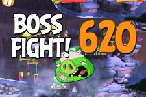 Angry Birds 2 Boss Fight Level 620 Walkthrough – Cobalt Plateaus The Hamalayas