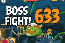 Angry Birds 2 Boss Fight Level 633 Walkthrough – Bamboo Forest Madagooscar