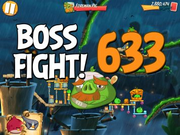 Angry Birds 2 Boss Fight Level 633