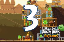 Angry Birds Friends 2016 Tournament 213-B Level 3 Walkthroughs