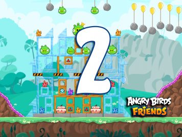 Angry Birds Friends Week 214-B Level 2