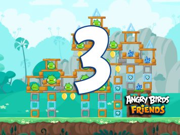 Angry Birds Friends Week 214-B Level 3