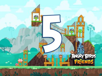 Angry Birds Friends Week 214-B Level 5