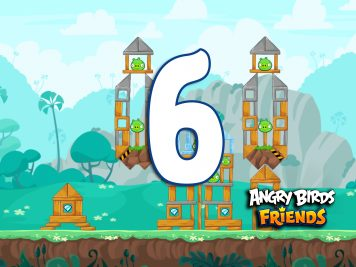 Angry Birds Friends Week 214-B Level 6