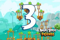 Angry Birds Friends 2016 Tournament 214-A Level 3 Walkthroughs