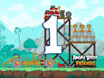 Angry Birds Friends Week 215-A Level 1