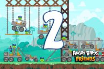 Angry Birds Friends 2016 Tournament 215-A Level 2 Walkthroughs
