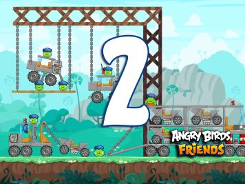 Angry Birds Friends Week 215-A Level 2