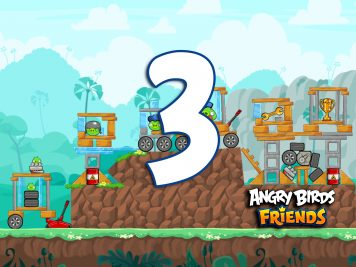 Angry Birds Friends Week 215-A Level 3