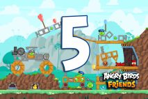 Angry Birds Friends 2016 Tournament 215-A Level 5 Walkthroughs