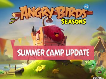 Angry Birds Seasons Summer Camp Featured Image