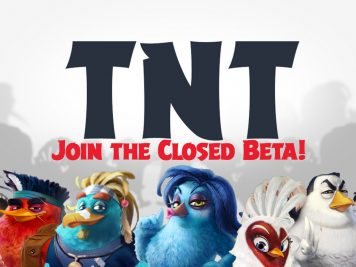 Angry Birds TNT Join the Closed Beta Featured Image v2