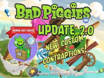 Bad Piggies Update Custom Cobtraptions
