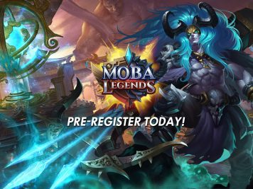 MOBA Legends Pre Register Today Featured Image Sponsored