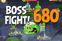 Angry Birds 2 Boss Fight Level 680 Walkthrough – Cobalt Plateaus Hamberg