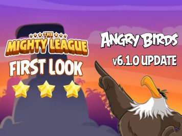 Angry Birds Classic v610 Mighty League Update