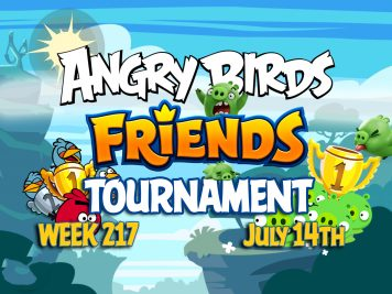 Angry Birds Friends Tournament Week 217 Feature Image