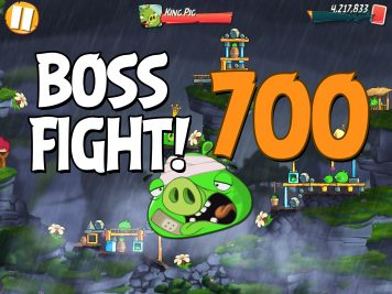 Angry Birds 2 Boss Fight Level 700