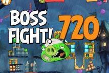 Angry Birds 2 Boss Fight Level 720 Walkthrough – Pig City Oinklahoma