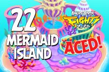 Let's Play Angry Birds Fight! – Mermaid Island ACED!