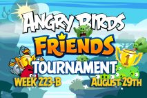 Angry Birds Friends 2016 Tournament 223-B On Now!