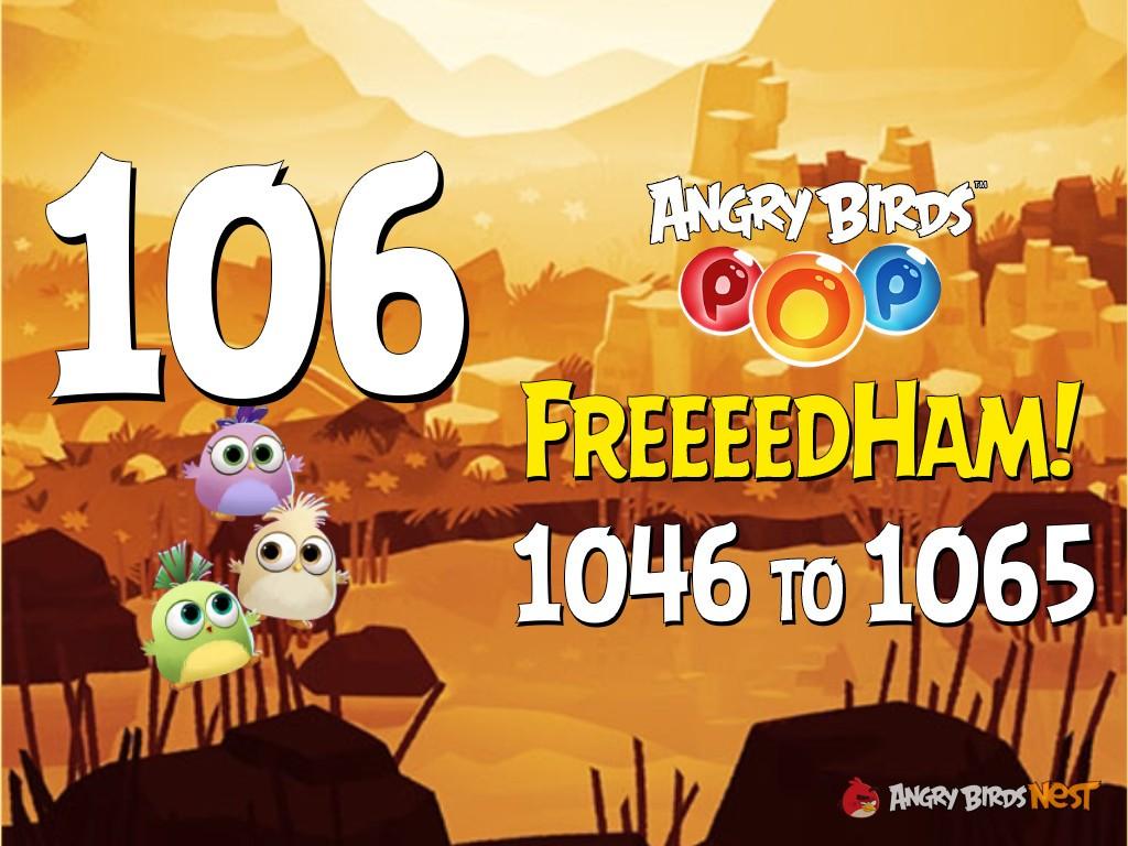 angry birds pop free