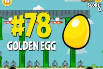 Angry Birds Seasons Piggywood Studios, Part 1! Golden Egg #78 Walkthrough