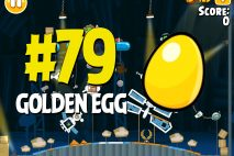 Angry Birds Seasons Piggywood Studios, Part 1! Golden Egg #79 Walkthrough
