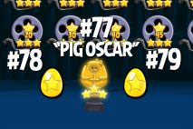 Angry Birds Seasons Piggywood Studios, Part 1! Golden Eggs Walkthroughs