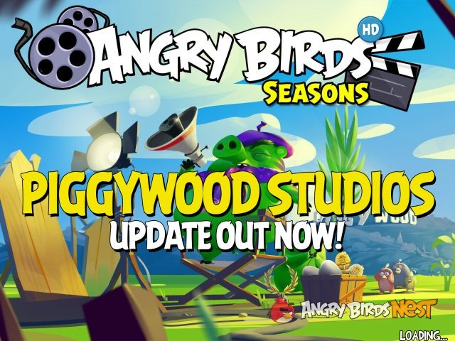 Angry Birds Seasons Piggywood Studios Update Out Now