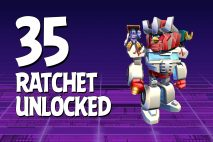 Let's Play Angry Birds Transformers   Part 35   Ratchet
