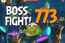Angry Birds 2 Boss Fight Level 773 Walkthrough – Bamboo Forest The Hamazonas