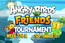 Angry Birds Friends 2016 Tournament 224-A On Now!