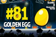 Angry Birds Seasons Piggywood Studios, Part 2! Golden Egg #81 Walkthrough
