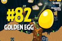 Angry Birds Seasons Piggywood Studios, Part 2! Golden Egg #82 Walkthrough