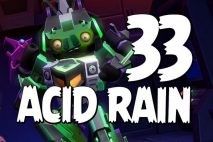 Let's Play Angry Birds Transformers   Part 33   Acid Storm