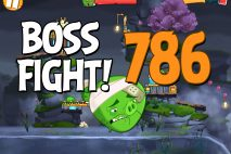 Angry Birds 2 Boss Fight Level 786 Walkthrough – Cobalt Plateaus Copacabacon