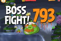 Angry Birds 2 Boss Fight Level 793 Walkthrough – Cobalt Plateaus Copacabacon