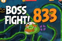 Angry Birds 2 Boss Fight Level 833 Walkthrough – Bamboo Forest Snout Slough