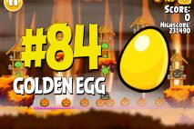 Angry Birds Seasons Hammier Things Golden Egg #84 Walkthrough