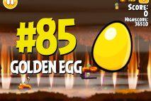 Angry Birds Seasons Hammier Things Golden Egg #85 Walkthrough