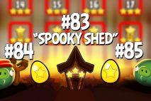 Angry Birds Seasons Hammier Things Golden Eggs Walkthroughs