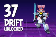 Let's Play Angry Birds Transformers | Part 37 | Drift