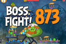 Angry Birds 2 Boss Fight Level 873 Walkthrough – Pig City Porkland