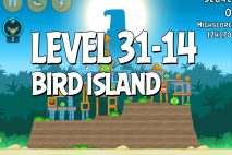 Angry Birds Bird Island Level 31-14 Walkthrough