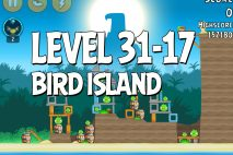 Angry Birds Bird Island Level 31-17 Walkthrough